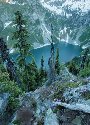 Winthrop Photograph - Rainy Lake by Ryan McGinnis