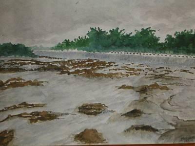 Rainy Season Art Print by Bhalchandra Salunkhe
