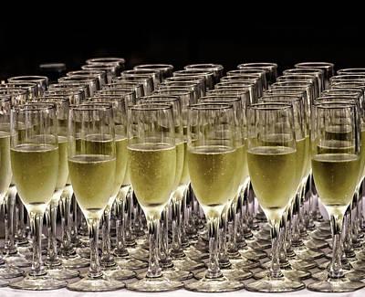 Photograph - Raise A Glass by Robin Zygelman