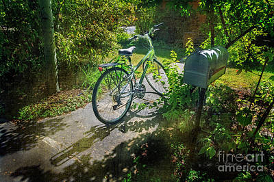 Photograph - Raleio Bicycle by Craig J Satterlee