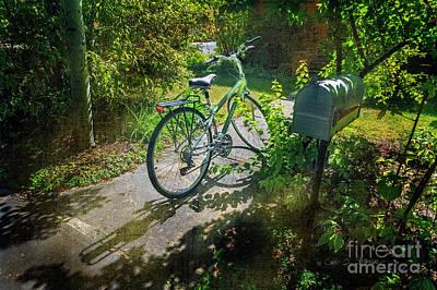 Photograph - Raleio Bicycle by Craig J Satterlee