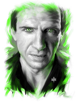 Ralph Fiennes As Lord Voldemort Original