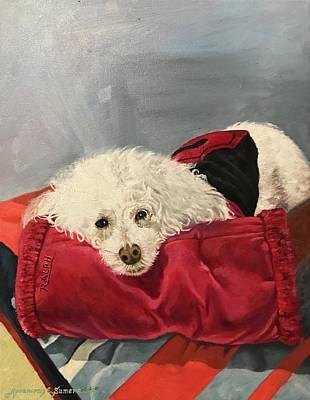 Painting - Ralph by Rosencruz  Sumera