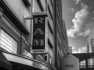 Photograph - Ram Brewery by Michael Colgate