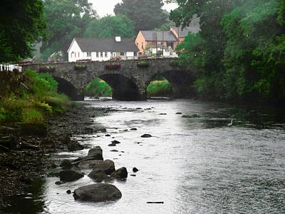 Photograph - Ramelton by Stephanie Moore