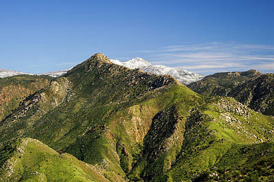 Photograph - Ramona - Eagle Peak by Alexander Kunz