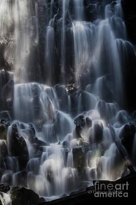 Photograph - Ramona Falls 3 by Patricia Babbitt