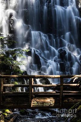 Photograph - Ramona Falls by Patricia Babbitt