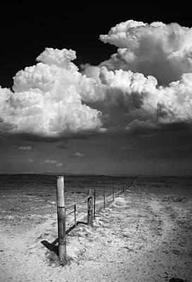 Photograph - Ramona Monsoon Field by William Dunigan