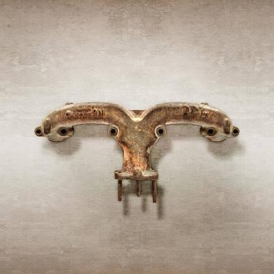 Ram Horn Photograph - Ram's Horn Exhaust by YoPedro
