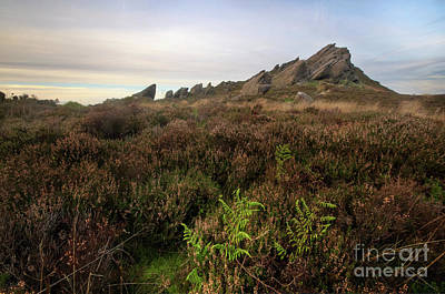 Photograph - Ramshaw Rocks 1.0 by Yhun Suarez