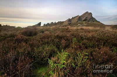 Photograph - Ramshaw Rocks 1.0 by Yhun Suarez
