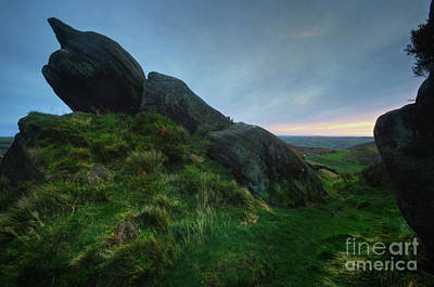 Photograph - Ramshaw Rocks 2.0 by Yhun Suarez