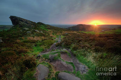 Photograph - Ramshaw Rocks 4.0 by Yhun Suarez