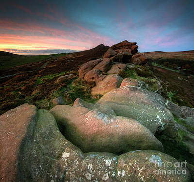 Photograph - Ramshaw Rocks 6.0 by Yhun Suarez