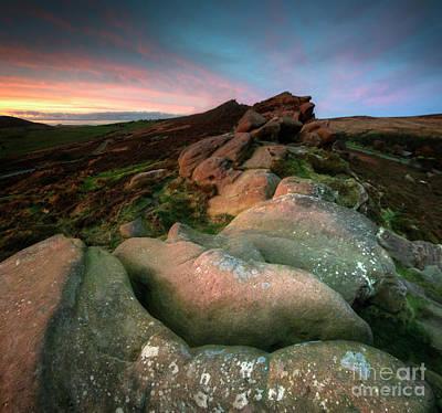Photograph - Ramshaw Rocks 6.0 by Yhun Suarez