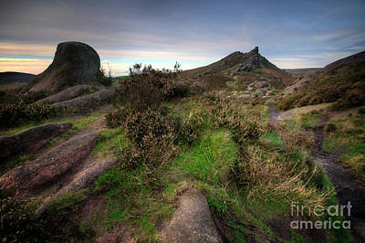 Photograph - Ramshaw Rocks 7.0 by Yhun Suarez