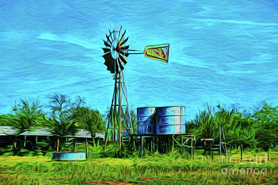 Photograph - Ranch 153 by Ray Shrewsberry
