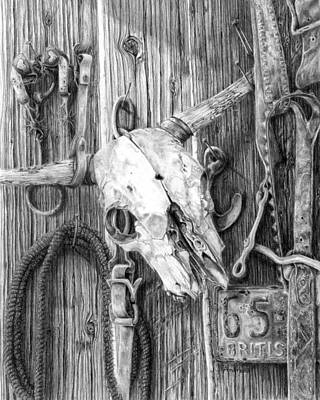 Free Rustic Barn Drawing Ranch Hand Relics By Cheryl Lynn Andrews With Sketch