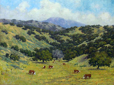 Painting - Ranch by Marv Anderson