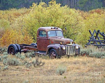 Reptiles - Ranch Truck II by Brad Christensen