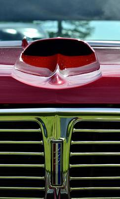 Photograph - Ranchero Detail by Dean Ferreira