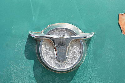 Photograph - Ranchero Emblem by Lynda Dawson-Youngclaus