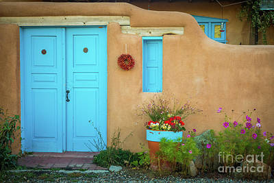 Photograph - Rancho De Taos by Inge Johnsson