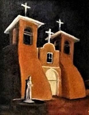 Ranchos De Taos Church Paintings Fine Art America