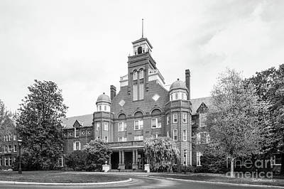 Special Occasion Photograph - Randolph College Main Hall by University Icons