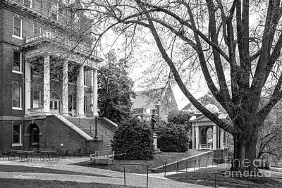 Moore Photograph - Randolph College Moore Hall by University Icons