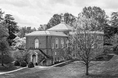 Special Occasion Photograph - Randolph College Presser Hall by University Icons