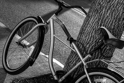 Digital Art - Random Bike by Patrick Groleau