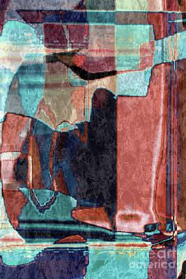 Painting - Random Thoughts by Tlynn Brentnall