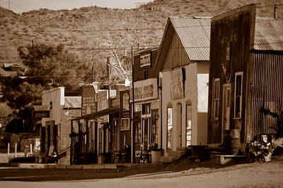 Photograph - Randsburg California by Guy Hoffman