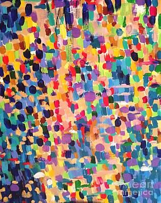 Holi Painting - Rang Barse  by Mugdha Tipnis