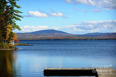 Photograph - Rangeley Lake by Alana Ranney