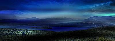Photograph - Rangeley Magic Sunset by Russ Considine