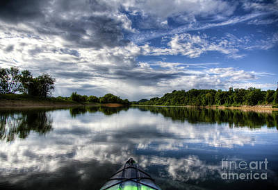 Photograph - Rankin Bottoms Hdr by Douglas Stucky