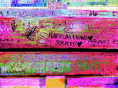 Photograph - Rap Squitto by Expressionistart studio Priscilla Batzell