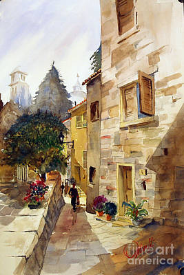 Painting - Rapale by Gerald Miraldi