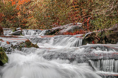 Photograph - Rapid Flow by Tom Claud