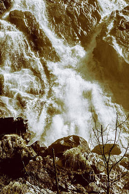Nature Art Photograph - Rapid River by Jorgo Photography - Wall Art Gallery