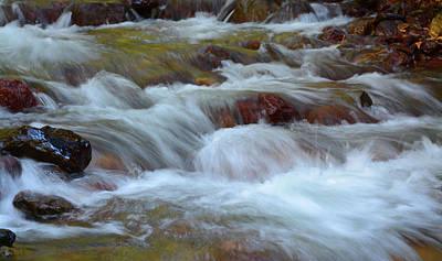 Photograph - Rapids At Dawn by Whispering Peaks Photography