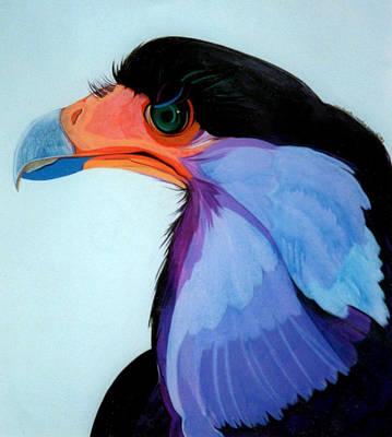 Painting - Raptor 5 by Marlene Burns
