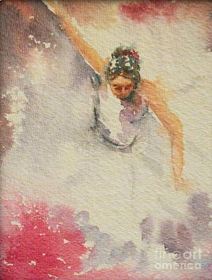 Painting - Rapture In Dance by Asha Sudhaker Shenoy