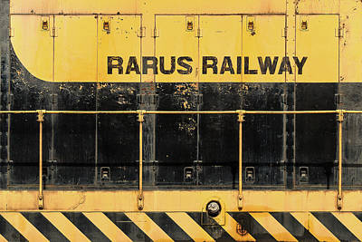 Photograph - Rarus Railway by Todd Klassy