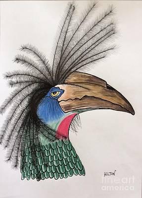 Rasta Bird Original