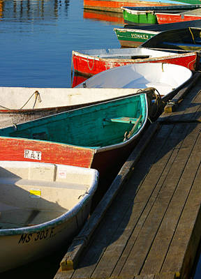 Photograph - Rat And Monkey In Rockport by Michelle Constantine