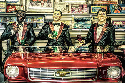 Ratpack Photograph - Rat Pack by Lynn Sprowl